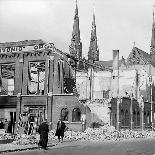 Oktober 1944 – Sigarenfabriek Antonio