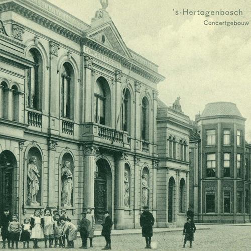 Concertgebouw / JT Bioscoop