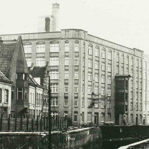 De Gruyterfabriek (Smalle Haven)