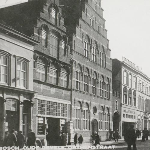 Orthenstraat & Hooge Steenweg