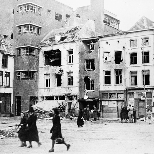 Oktober 1944 – Markt