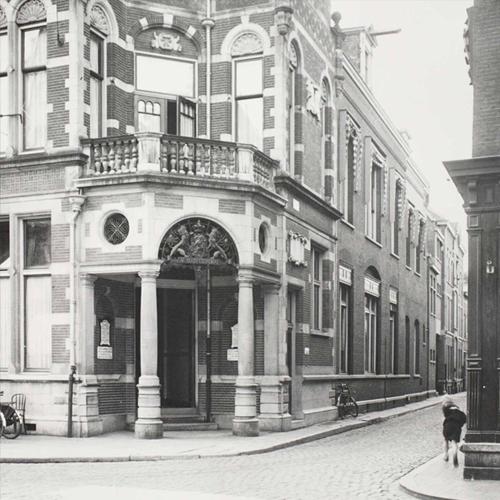 Postkantoor (Kerkstraat & Korte Putstraat)