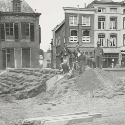 Oktober 1944 – Schuilkelder
