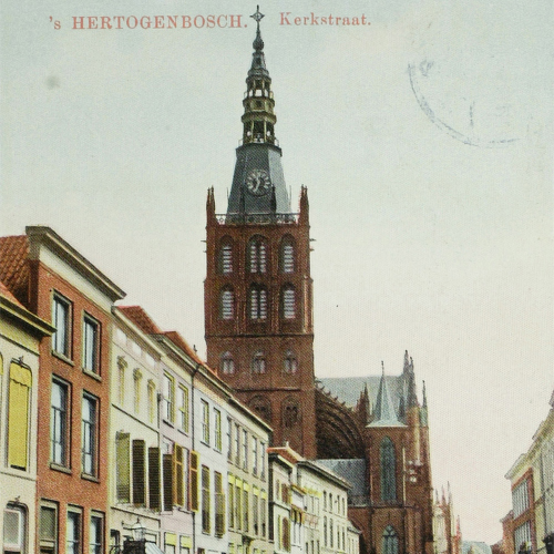 Sint Jan vanuit Kerkstraat